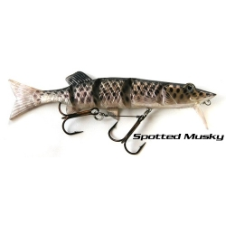 Lifelike Pike - Spotted Musky