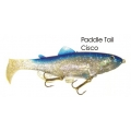 Lifelike Baitfish Paddle Tail - Cisco