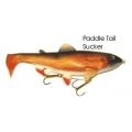 Lifelike Baitfish Paddle Tail - Sucker